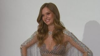 Victoria's Secret Fitting: Josephine Skriver By the Numbers