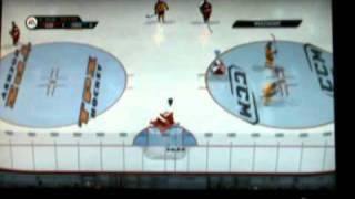 Czech Let's Play NHL 10 ( PlayStation 3 ) - Vyřida vs Arbiter ( CZE vs SWE )