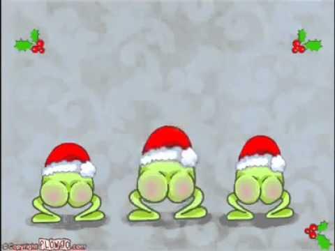 Christmas fart song