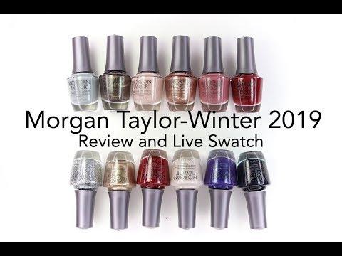 Morgan Taylor- Champagne and Moonbeams