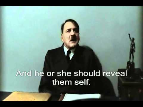 Hitler is Informed by Michael Cole