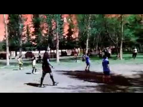Gol de atletico rio colorado de tobi. Vilches