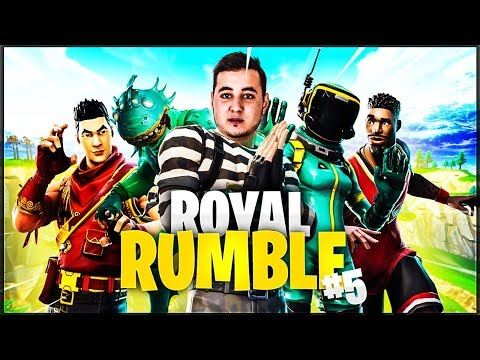 UNE DOMINATION NETTE SANS BAVURE ► ROYAL RUMBLE #5