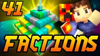 """Minecraft Factions """"BEACON CREATION!"""" Episode 41 Factions w/ Preston and Woofless!"""
