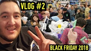 """VIOLENTO BLACK FRIDAY 2018 """"VLOG #2"""""""