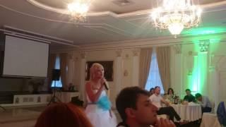 Тост от невесты маме жениха