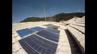 Construindo painel solar caseiro dicas C...