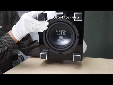 REL T Zero Piano Black, обзор сабвуфера.