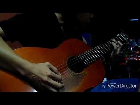Kaulah Segalanya - Ruth Sahanaya - Guitar Solo Cover - Ferry Lao -