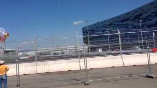 Формула 1 в Олимпийском парке -уже скоро