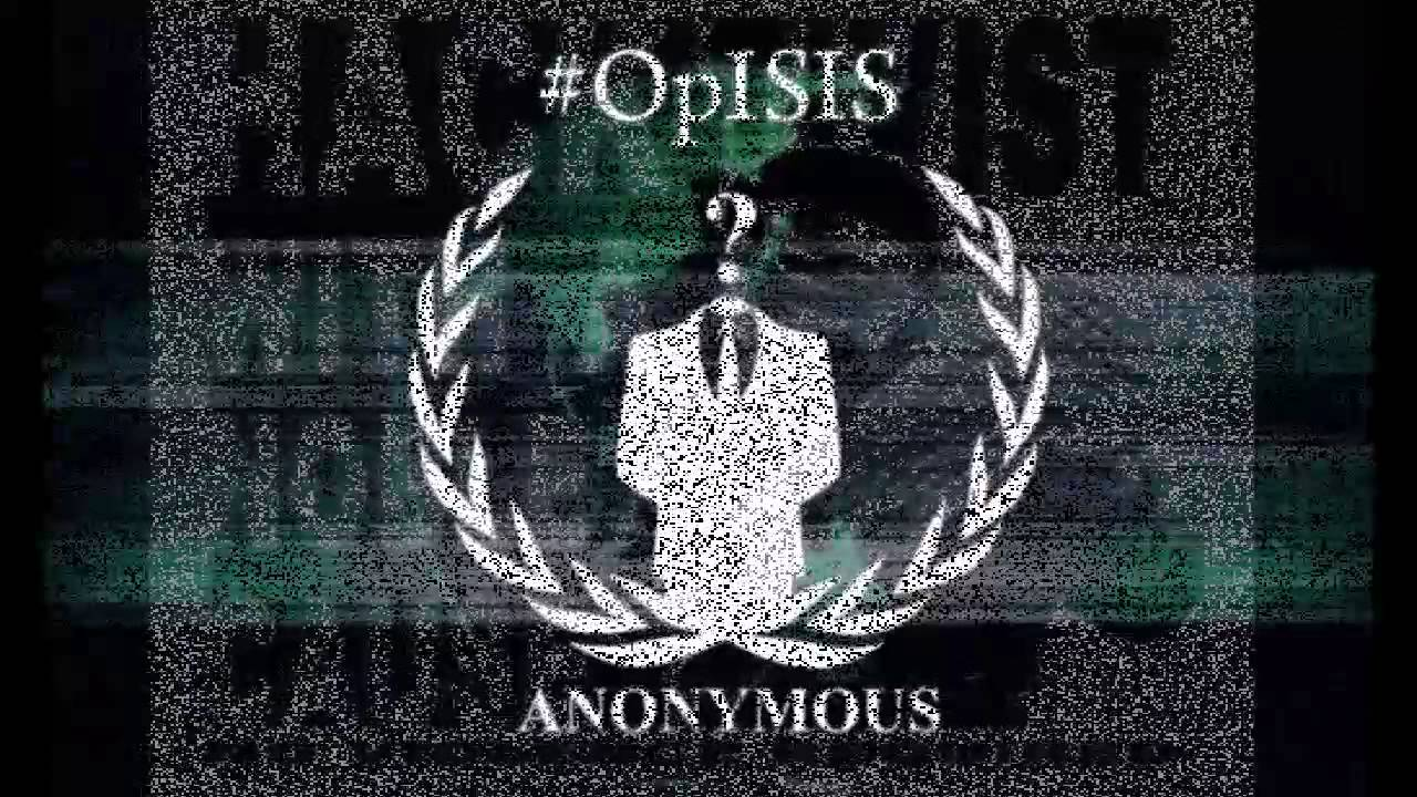 Hacker Group Anonymous Strikes First Blow Against ISIS ...
