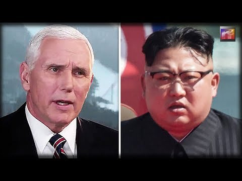 Vice President Pence Just Issued a Warning To North Korea, Then Took A Shot At Obama Administratio