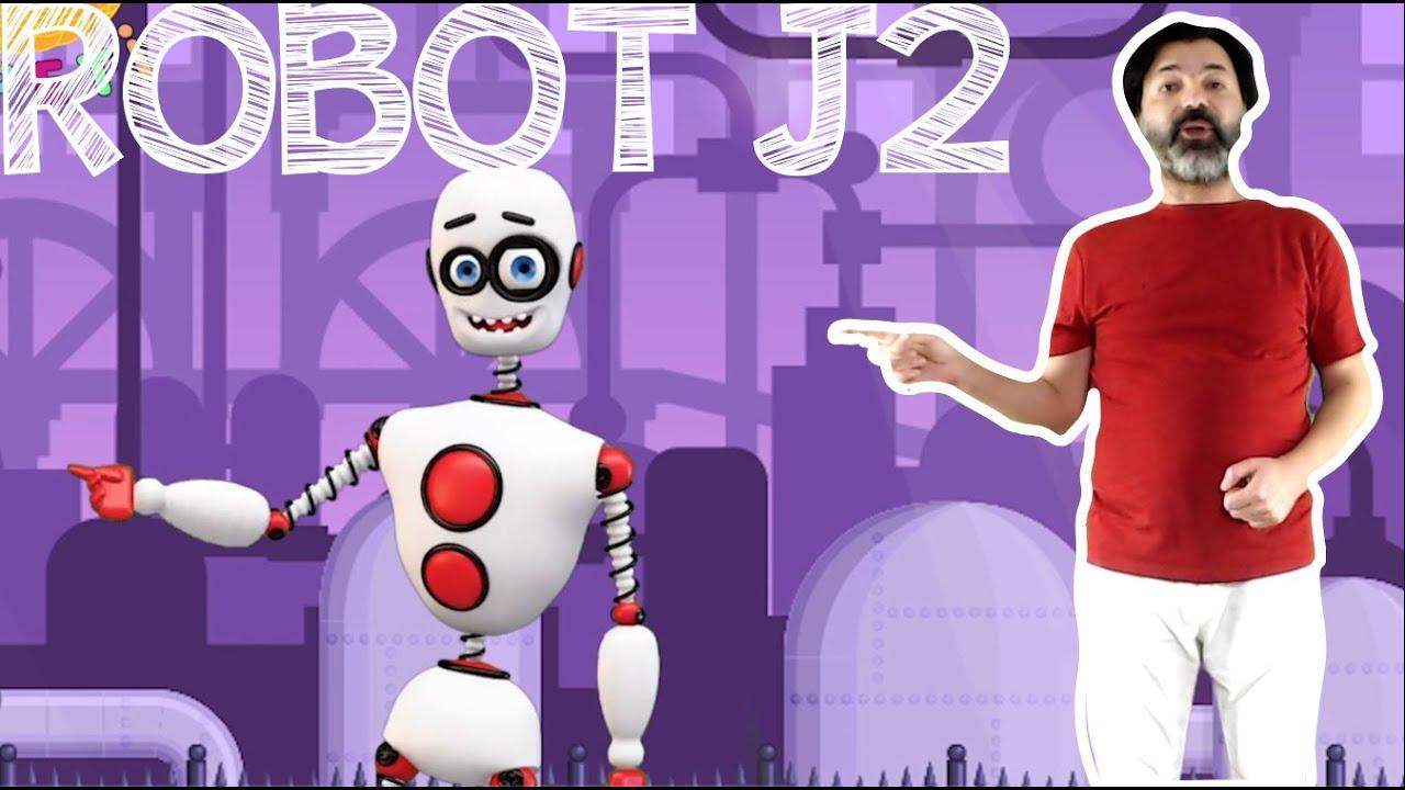 Download Robot j2 - Onur Erol