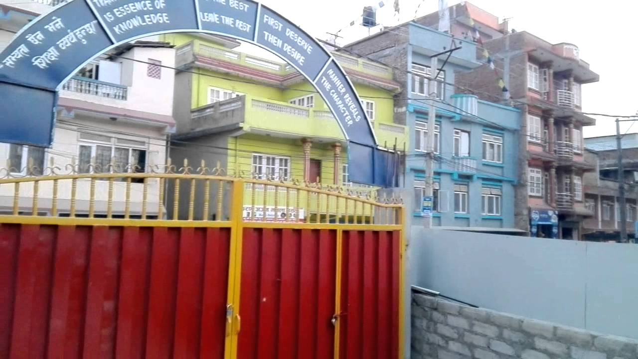 Prefab House Nepal Build Prefab school in Nepal - YouTube