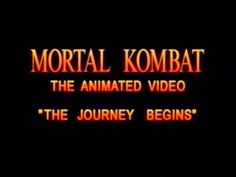 mortal kombat the journey begins trailer