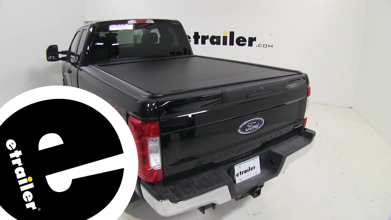 Etrailer Pace Edwards Ultragroove Metal Hard Tonneau Cover Installation 2017 Ford F 250 Youtube