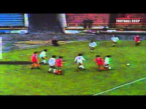 7 Тур Чемпионат СССР 1989 Локомотив Москва-Арарат 1-0