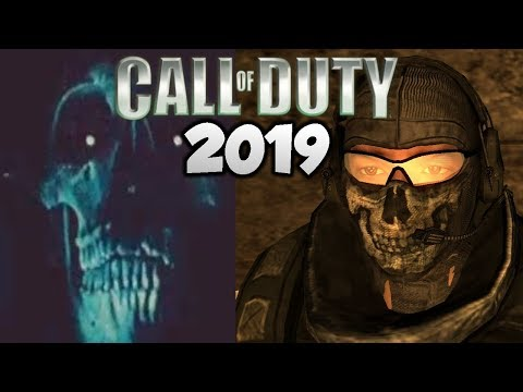 Call Of Duty 2019 Will NOT Be GHOST 2? (COD MW4 In 2019)