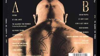 2Pac - Me Against The World - Track 08 - Lord Knows
