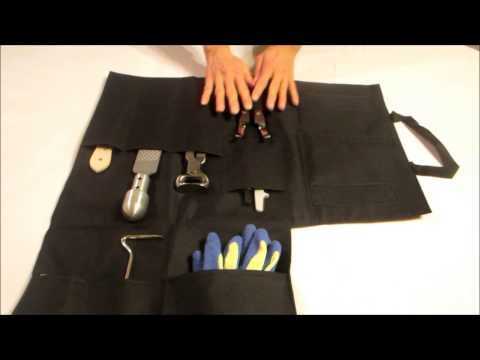 Star Ridge Product Videos: Cordura Tool Carrier