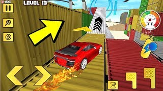 """Extreme Stunts Tracks Stunt Car Driving Games 19 """"Checkpoints"""" Android Gameplay Video"""