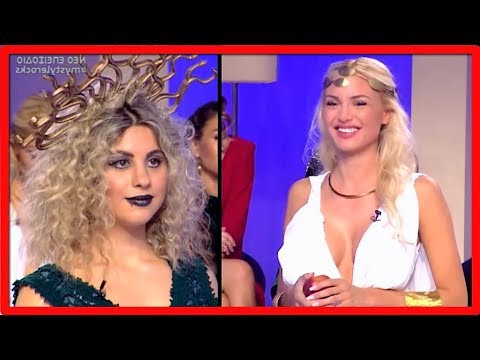 My Style Rocks Gala 13/10/2017 Αρχαία Ελλάδα ΣΚΑΙ SKAI
