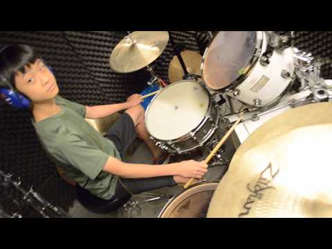 Green Day : 21 guns - drum cover