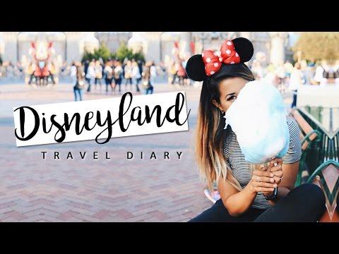 DISNEYLAND Travel Diary + Winter Guide 2016 | Ariel Hamilton