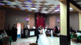 свадьба Галины и Антона