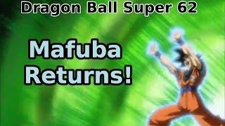 Dragon Ball Super 62 Review: Mafuba Returns!