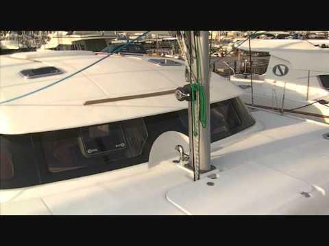 Yacht Charter Greece/Kavas Yachting - Nautitech 40 Catamaran