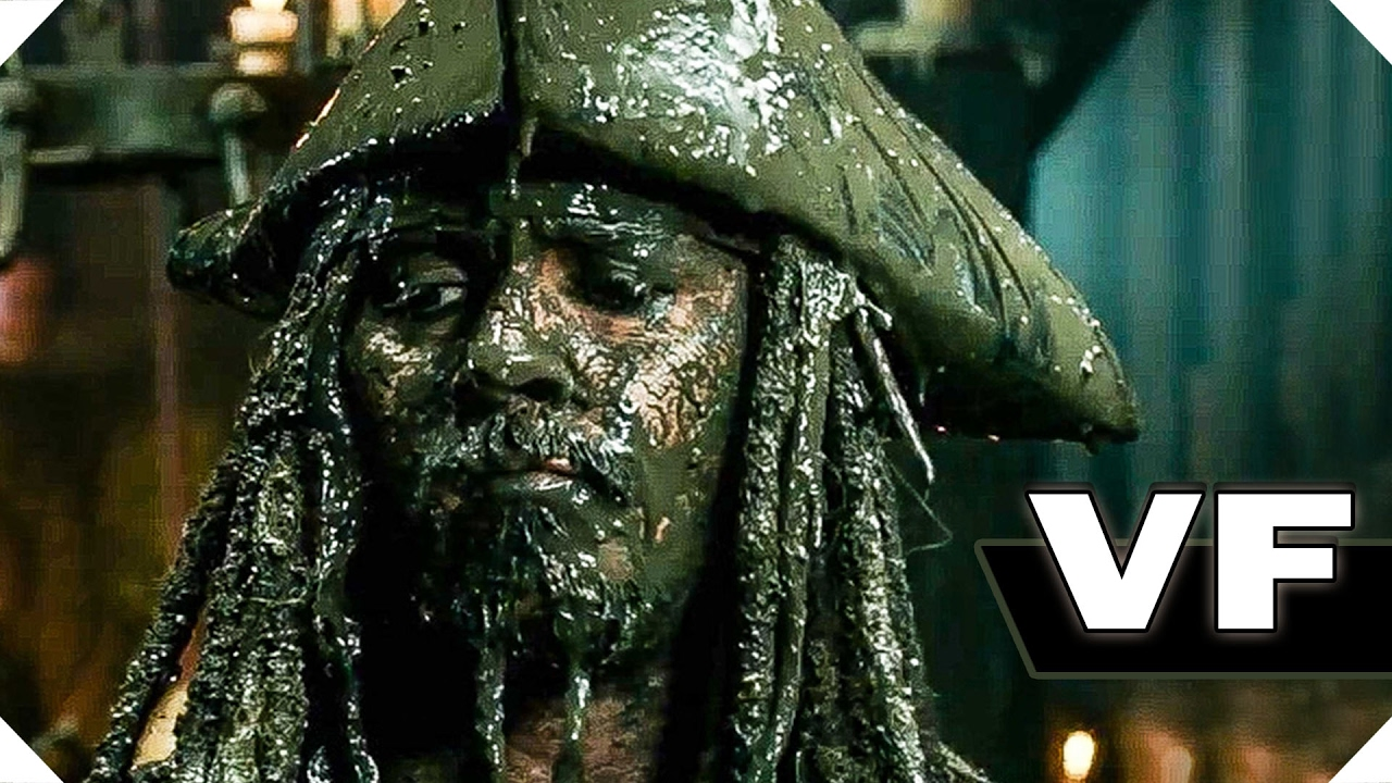 Pirates des Caraïbes : La Fontaine de Jouvence …