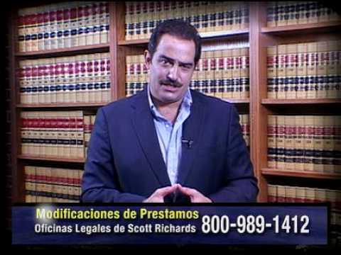 Comercial Omar Fierro para Oficinas Legales de Scott Richards