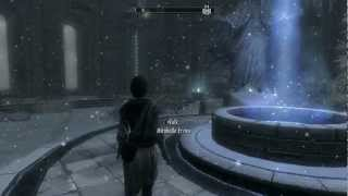 The Elder Scrolls V: Skyrim - College of Winterhold: First Lessons (Part 1)