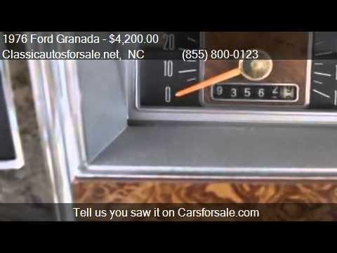 1976 Ford Granada  - For Sale In , NC 27603 #VNclassics