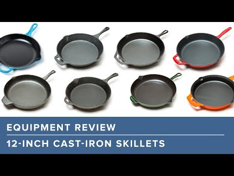 How To Pick The Best Enameled Cast Iron Skillets Youtube