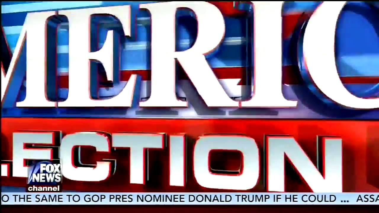 Fox News America's Election HQ 2016 Intro - YouTube