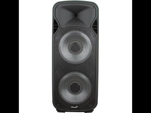Eltronic A212 обзор Хит продаж 2018 года сочный бас и сощный аккумулятор