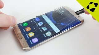 ★Galaxy S7 Edge Screen Replacement. Very Easy★ 2017 ★ HD ★ thumbnail