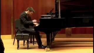 Peter Dugan, piano - Schumann In Der Nacht from Fantasiestucke, Op. 12
