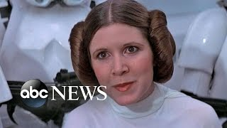 Carrie Fisher Dead at 60