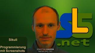 SikulX - Programmieren mit Bildern - Ankündigung - Teil 1 von 15 Trainings