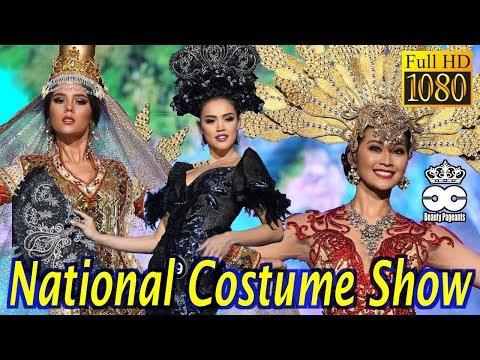 Binibinig Pilipinas 2018 National Costume Show HD