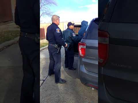 Hazel Park Michigan Police Misconduct. Czarnecki is SCUMBAG