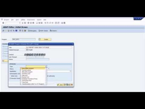 sap abap beginner step by step tutorial:CREATE ALV REPORT USING FIELD CATALOGUE
