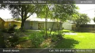 329 Pleasant LAWRENCE KS 66044