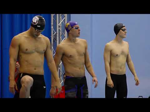 Men's 100m Breast A Final | 2019 TYR Pro Swim Series - Richmond