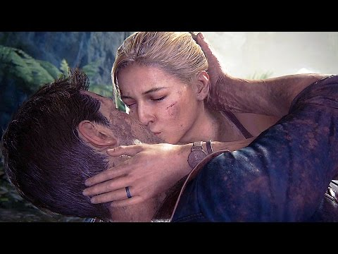 Uncharted 4 Gameplay