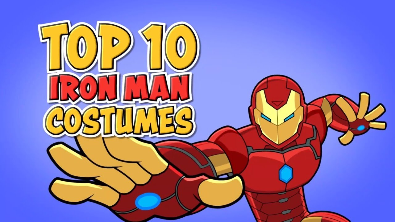 Download Top 10 Iron Man Costumes!