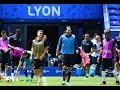 Derniers Réglages Avant France - Irlande à Lyon video